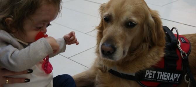 MI AF-FIDO: PET THERAPY E BAMBINI CON MALATTIE RARE