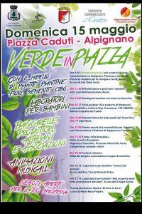 15 MAGGIO: LABORATORIO CON I CANI IN PIAZZA!