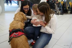 Pet therapy e bambini malattie rare