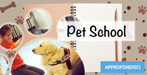 Pet school - Associazione Aslan e Specchio dei Tempi de La Stampa