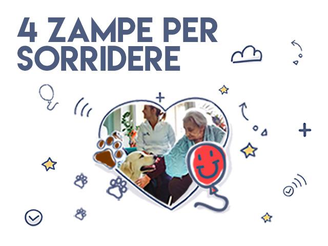 4 zampe per sorridere - Fondazione LA STAMPA Specchio dei tempi
