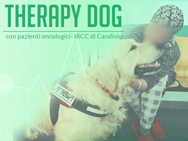 Progetto Therapy Dog - Fondazione LA STAMPA Specchio dei tempi
