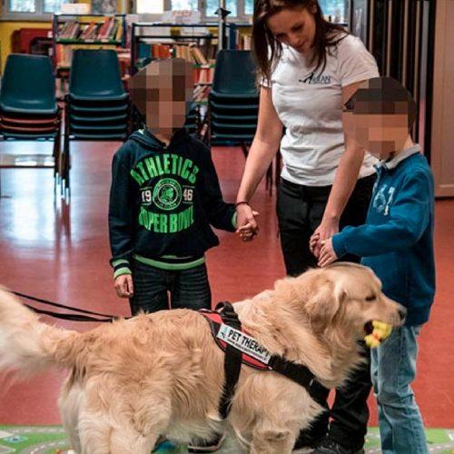Pet-therapy-nelle-scuole